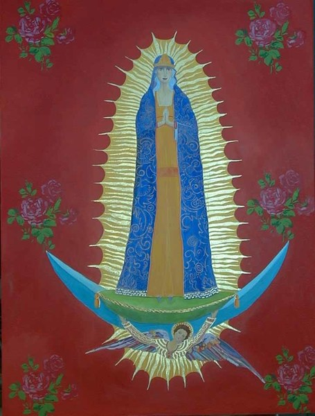 Our Lady of Guadalupe Number 6